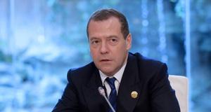 俄罗斯总理梅德韦杰夫访华