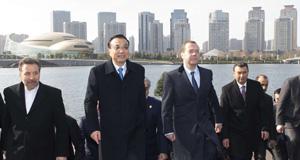 上合成员国总理峰会郑州举行