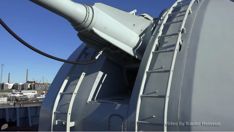 中国军舰火力远超美军舰 - 野郎中 - 太和堂