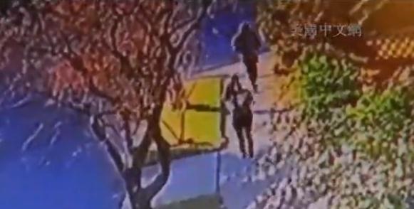 16岁中国女留学生在纽约被当街割喉