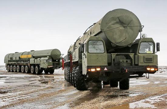 """俄战略导弹学校里全是""""怪兽"""""""