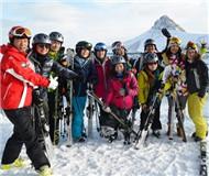 """赴欧滑雪成国人新宠 汉语教练助抢市场""""大蛋糕"""""""