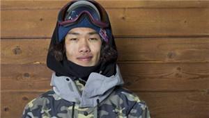 专访滑雪运动员角野友基