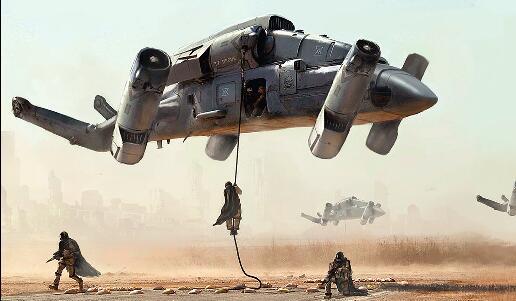 黑鹰直升机最超前终极改型