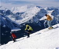 三个考验气质的滑雪胜地 三种国风的美食之旅