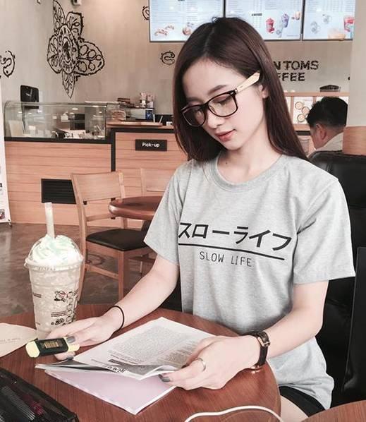 """20岁女大学生被称""""越南奶茶妹""""走红"""