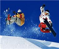 崇礼:滑雪胜地 冬奥之城 草原天路