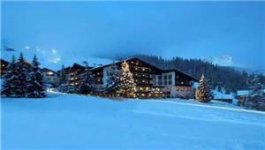 冬季滑雪 来这些酒店才有逼格