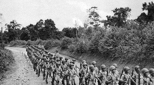 1500名远征军伤兵自焚:被国民党军枪杀