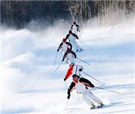 第32届哈尔滨冰雪节创新不断 引进单板滑雪项目