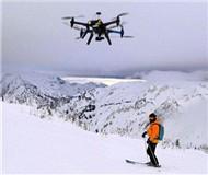 无人机遭国际雪联禁赛 因滑雪冠军比赛时险些被砸