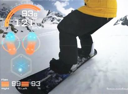 智能滑雪板Xon Snow-1