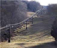 美国多个雪场因暖冬无雪可滑 甚至重开夏季项目