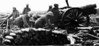一战英军曾每门炮每天只能开4炮 靠果子脱困