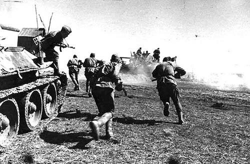 诺门罕之战:苏军装甲战大败日本陆军