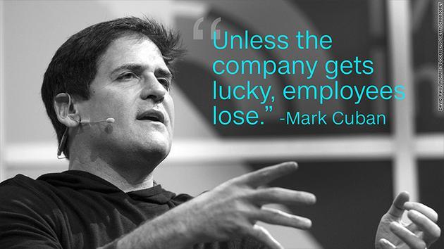 想在科技创业公司暴富?这其实很难