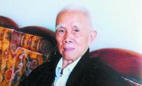 96岁抗战老兵逝世 成广东眼角膜捐献最长者