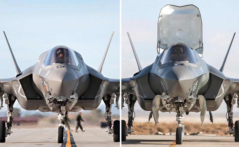 15架现役F-35战机突然停飞 曾被赞为遏华利器 - 春华秋实 - 春华秋实 开心快乐每一天