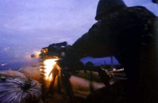 车臣战争中俄罗斯伞兵血战克尔特山高地