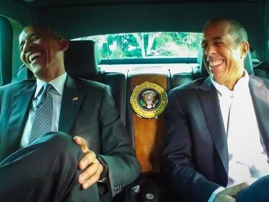 """奥巴马跨年前现身美搞笑网络剧 称很多世界领袖""""都疯了"""" - 办公室主任 - 办公室主任的博客"""