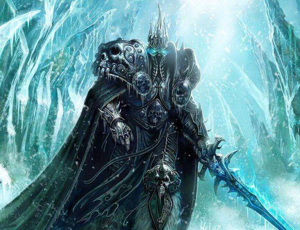 从7.0说起 谈谈魔兽世界中的历代巫妖王