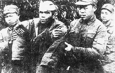 八路军用冈村宁次侄子换50余被俘官兵大批武器