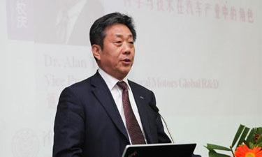 董扬:中国汽车产业应该有定力和自信