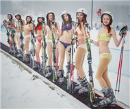 """""""光猪""""滑雪:滑行的荷尔蒙 爆发的多巴胺"""