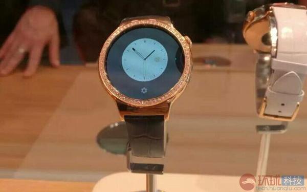 CES最佳智能手表:华为女性专属智能手表已美