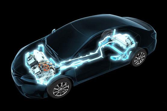 车企热衷CES 贴近科技展找存在感么?
