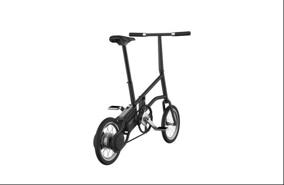 轻客折叠款智慧电单车还能与专属手机app连接,实现助力模式调节,数据