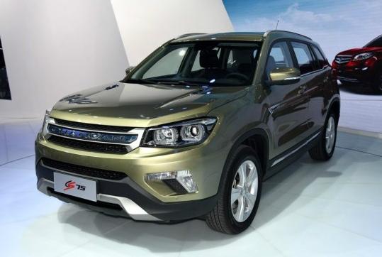 2016年SUV市场格局将有变化?