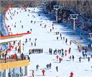 """滑雪运动面临""""外热内冷"""" 雪道上演""""冰火之歌"""""""