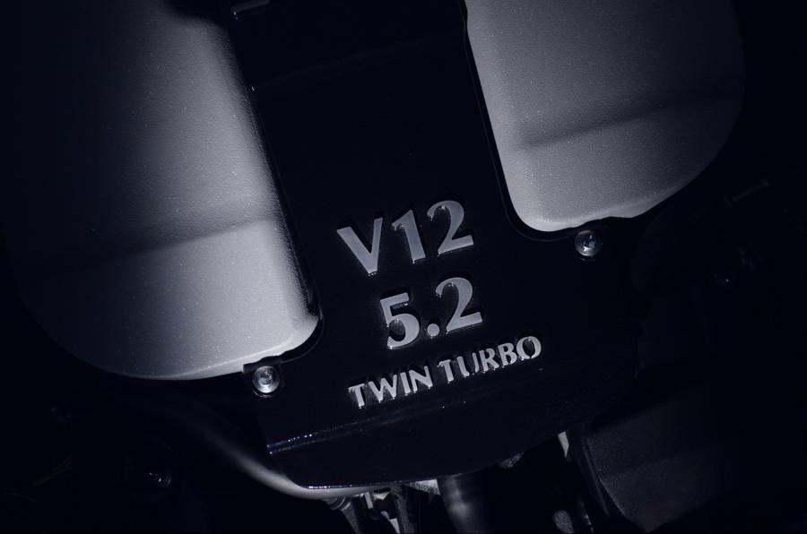 阿斯顿马丁证实研发5.2升双涡轮增压V12引擎