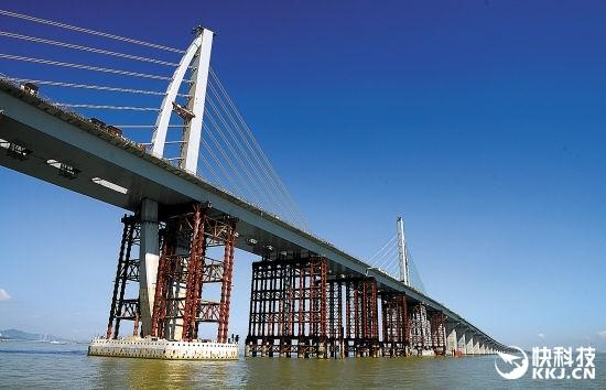 速度秒杀欧美 港珠澳大桥还抗16级台风-全球视角
