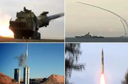 2015俄军各类大杀器发射场面盘点