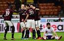 巴卡博阿滕破门巴神复出 米兰2-0佛罗伦萨
