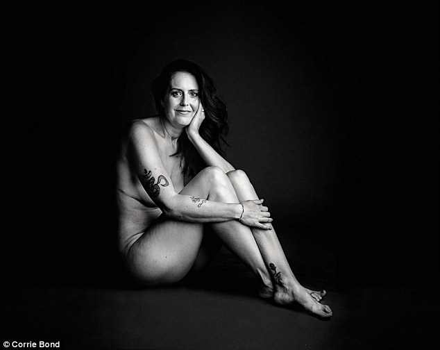 澳三女性共减重80公斤 拍裸照庆祝