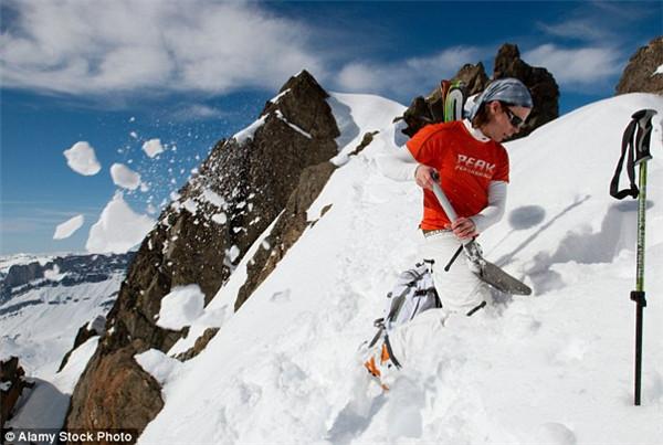 专家教你如何应对意外雪崩