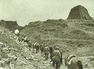 开国上将宋时轮:指挥简陋部队让日军闻风丧胆