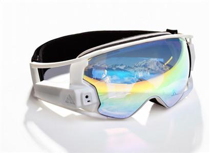 智能AR滑雪护目镜