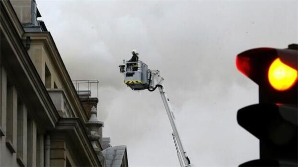 巴黎丽思卡尔顿酒店遭火灾 肖邦等多位名人曾入住