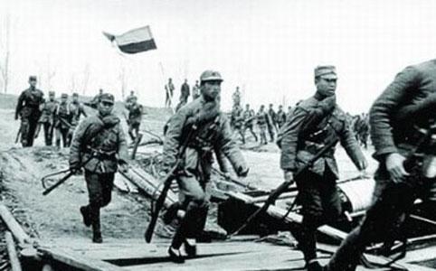 台儿庄战役中哪支部队获蒋介石3次通电嘉奖?