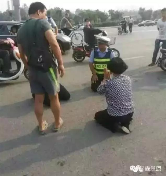 【5号】静思园:跪下的警察,如何扶起法律的尊严?
