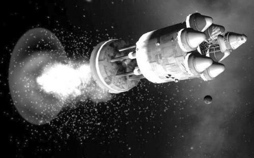 美苏探索太空的疯狂计划:用原子弹推动飞船