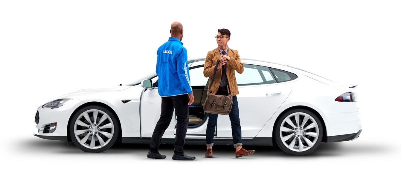 特斯拉与软件商合作 开拓代客泊车/充电服务