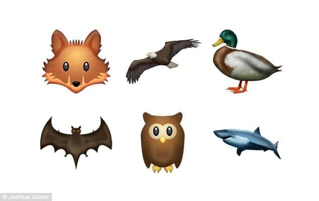 熏肉泡菜一大波emoji表情来袭 iPhone7或选用