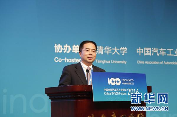 张宝林:坚守长安品质探寻纯电动发展