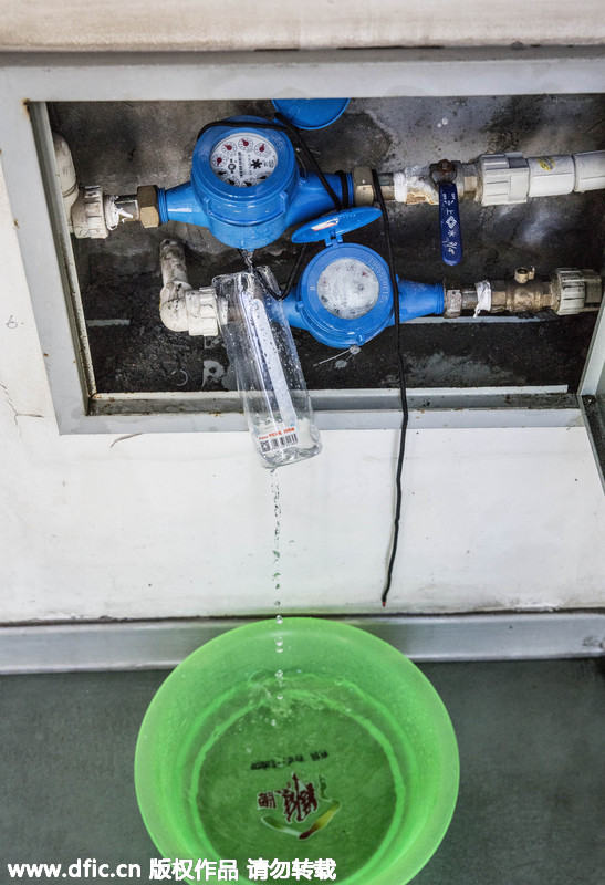 机械式水表结构