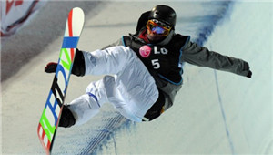 张义威:单板滑雪适合中国人